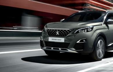 PEUGEOT 3008 SUV TAKES HOME BEST MEDIUM SUV TITLE AT CARBUYER AWARDS FOR FOURTH CONSECUTIVE YEAR