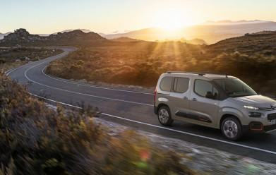 Citroën Berlingo Wins Second Consecutive 'MPV Of The Year' Prize In What Car? Awards 2020