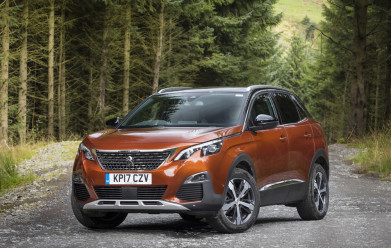 Peugeot Takes Double Honours At Diesel Car & Eco Car 'Used Car Top 50 2020' Awards