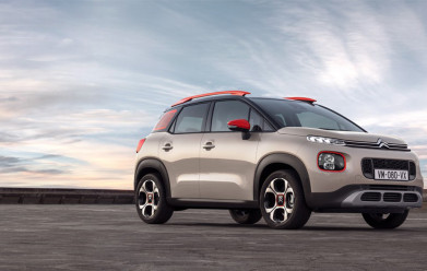 Citroën C3 Aircross Compact SUV Makes It A Hat Trick In Company Car Today CCT100 Awards 2020