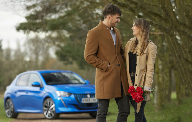 Romantically Charged: Majority Of Long-Distance Couples Could Use Peugeot Ev To Visit Their Partner Without Recharging