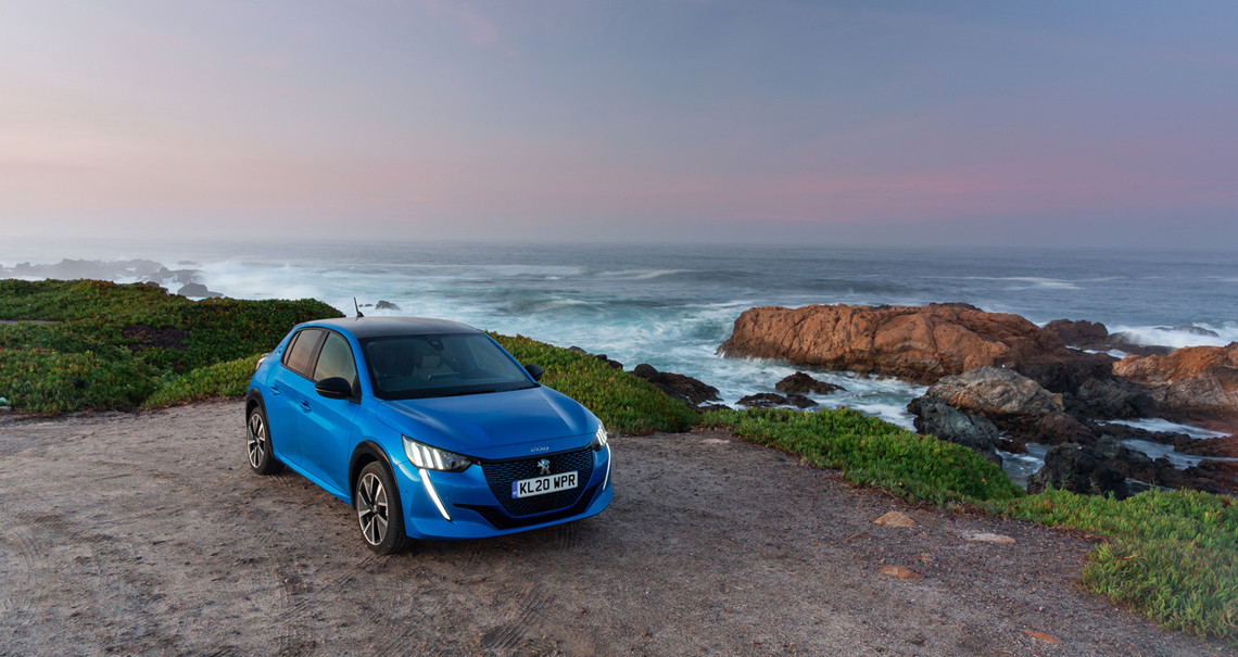 All-New Peugeot E-208 Wins 'Electric Small Car Of The Year' At What Car? Electric Car Awards