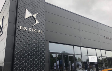 DS Automobiles Opens Its Largest UK Store To Date In Leicester