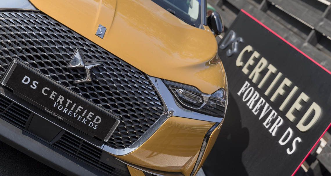 DS Certified Wins What Car? Used Car Scheme Award For The Second Year Running