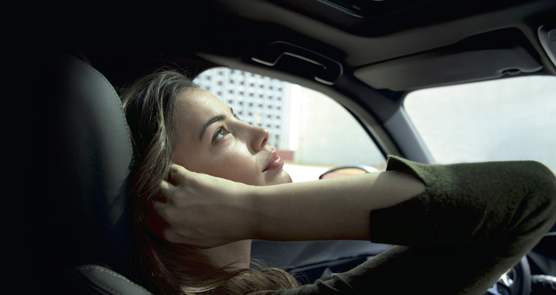 Four out of 10 UK households have used their cars as a place to work, relax or watch TV during lockdown