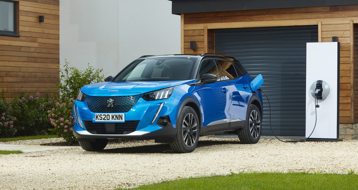 PEUGEOT charges ahead with revised pricing and finance offers for PEUGEOT e-2008 and e-208