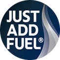 Just Add Fuel Logo