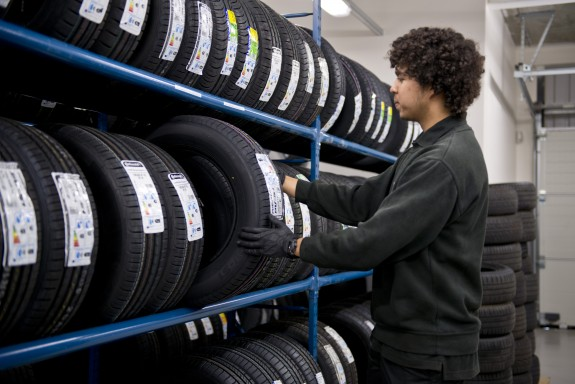 Cold Weather Tyres