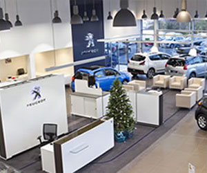 Robins & Day Peugeot Romford