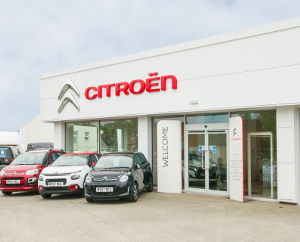 Robins & Day Citroen Liverpool