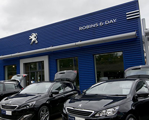 Robins & Day Peugeot Chiswick