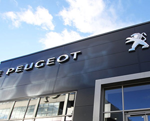Robins & Day Peugeot Glasgow