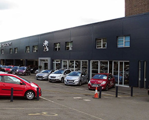 Robins & Day Peugeot Leicester