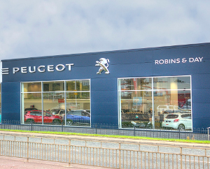 Robins & Day Peugeot Manchester