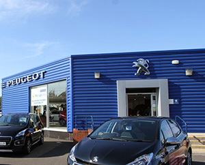 Robins & Day Peugeot Newcastle