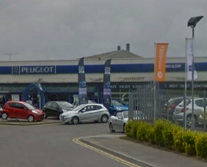 Robins & Day Peugeot Sheffield South