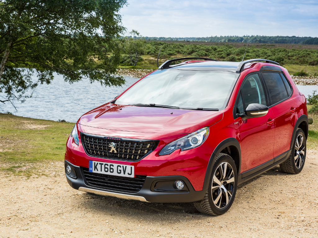 the new peugeot 2008 suv in huge demand for the 66 plate. Black Bedroom Furniture Sets. Home Design Ideas