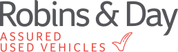 Robins & Day Assured Used Cars